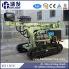 Crawler Hydraulic DTH Drilling Rig Hf130y, High Efficiency