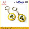 Metal Keyring with Customized Design