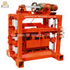 Manual Hollow Block Making Machine Qt4-40 Cement Block Forming Machine Sale in Ghana