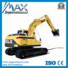 Bucket Capacity 0.52~0.75cbm Hydraulic Excavator 5.5m Digging Height