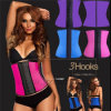 Women Sport Cincher Slimming Body Shaper Latex Waist Rubber Corset