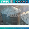 Feed Mill Used Corrugated Galvanized Grain Silo with Ce Approved