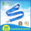 Design Custom High Quality Fine Ribbon Lanyard for Market
