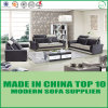 Russia Style Modern Living Room Leather Sofa Set