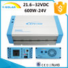 Shi-600W-24V-220V 21.6~32VDC Solar off Grid Inverter with Ce-Rhos Shi600-22