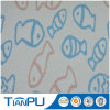 New Pattern Design Fish 100% Polyester Jacquard Fabric for Mattress Protector