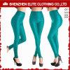 Womens Fashion Sport Wear Green Tights Leggings (ELTFLI-6)