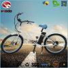 Pedal Electric Woman Beach Cruiser Bike