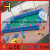 Popular Human Table Inflatable Soap Football Field for Sale