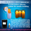 Silicone Rubber for Candle Molds