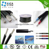 Reach RoHS XLPE PV DC Tinned Copper Solar Cable 4mm2