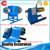5-10 Tons Decoiler Hydraulic Uncoile with Coil Car
