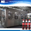 Small Carbonated Drinks Beverage Bottling Making Machine