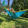 Outdoor Hammock 100% Nylon Air Filled Hammock Hangout