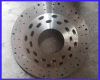 CNC Machining D2 Flange Forging