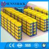 Heavy Duty Beam Structure Steel Storage Pallet Rack