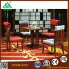 Hotel Restaurant Furniture Wood Dining Table and Chair
