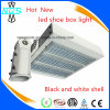Black and White Shell LED Shoebox Light Outdoor