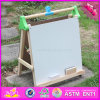 2016 Wholesale Cheap Wooden Easels for Toddlers, Tabletop Wooden Easels for Toddlers, New Wooden Easels for Toddlers W12b105