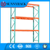 Standard Warehouse Storage Equipment Steel Pallet Rack