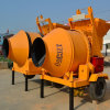 Self Unloading Concrete Mixer Jzc350 Portable Concrete Mixer