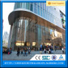 Single/Double/Triple Silver Low E Curtain Wall Glass