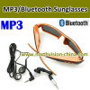 New Design MP3 Playing Handsfree Bluetooth Sunglasses
