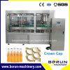 Customized Automatic Carbonated Soda Water Bottling Machine / Beverage Filling Machine