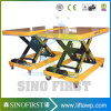 Anti-Dust Fixed Hydraulic Scissor Lift Platform Disabled Lift