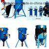 Automatic Portable Sandblast Cylinder Shotblasting Pot