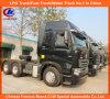 Sinotruk 6*4 420HP Rhd Tractor Truck Head