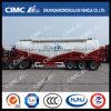 Cimc Huajun W-Shape Cement/Braize Powder Tanker