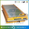 1m to 10m Stationary Roller Lift Tables Converyor for Wood Factory