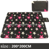 Velvet Surface Picnic Mat 2 * 2 Meters Outdoor Beach Mat