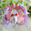 Colorful Multi Printed Ribbon Hair Bow
