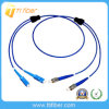 Sc-FC Armored Fiber Optic Patch Cord