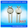 Metal Golf Cap Clip Ball (LZY-C-002)