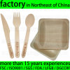Disposable Wood Cutlery 100% Natural Birch Wood
