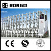 Rongo Brand Retractable Gate for Factories