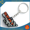 Wholesale China Eco-Friendly Sports Rubber PVC Key Chain with High Quality