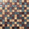 Building Material Wall and Floor Glass Mosaic Ma-GS2005