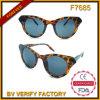 Cheap Fashionable Cat Eye Shape Sunglasses for Women (F7685)