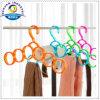 Transparent Plastic Hanger Pant Hangers