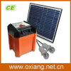 Emergency Use Small Home Solar Electricity Generator System