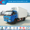 Dongfeng Small Box Food Keeping Fresh Refrigerated Truck