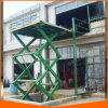 Installation in Ground Hydraulic Electric Scissor Warehouse Lifts