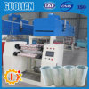Gl-1000d High Speed Name Mini Gluing Tape Machinery