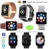 2017 Stainless Steel Smart Watch Phone with SIM Card Slot