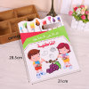 Customized 3D Children Story Book Cartoon Printing Child Book for Kids
