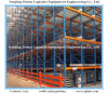 Industry Large Capacity Push Back Rack for Warehouse Use